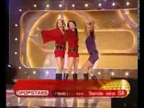 Mandy, Romina & Selma - Gimme Gimme Gimme (Popstars)