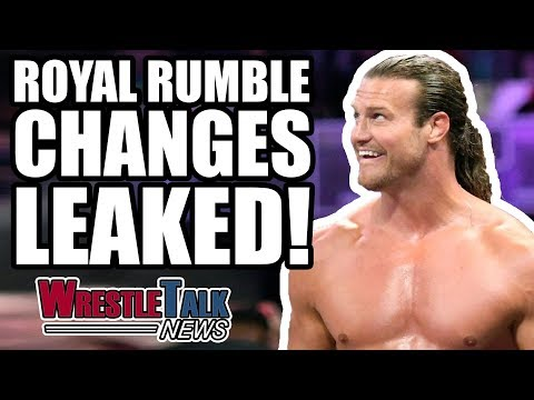 Nia Jax SHOOTS On Ronda Rousey WWE Debut! ROYAL RUMBLE CHANGES LEAKED! | WrestleTalk News Jan. 2018
