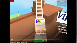 Mount EVEREST RIDE ROBLOX vídeo