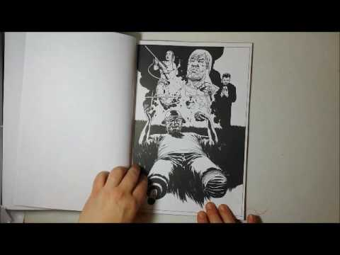 The Walking Dead Coloring Book Youtube