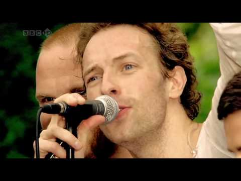 【HD】Coldplay - Yellow Live @ the BBC 2008