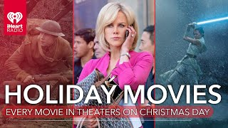 Here's Every Movie In Theaters On Christmas Day 2019 | Fast Facts