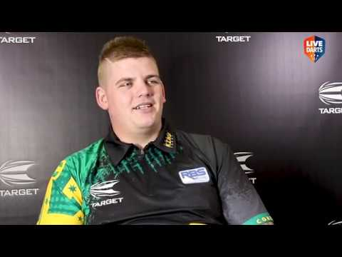 """Corey Cadby: """"I'm going to start where I left off, within three weeks I'll be taking a tournament"""""""