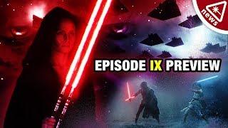 Star Wars: The Rise of Skywalker Special Look Breakdown! (Nerdist News w/ Jenny Lorenzo)
