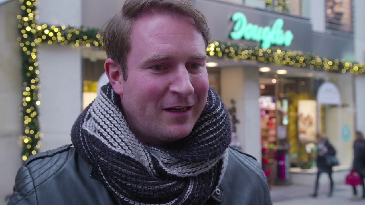 Erlebnisgeschenke zu Weihnachten - Umfrage - YouTube