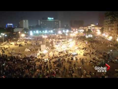 Egypt Friday rage