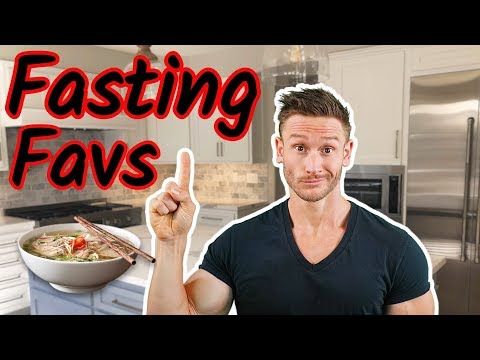 My Top Foods to Break a Fast With | Intermittent Fasting Favorites