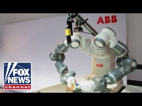 Illegal immigrants, robots ganging up on men?