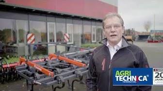 Manfred Albers Saphir Maschinenbau GmbH - Einladung zur Agritechnica 2019 in Hannover