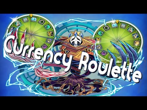 Roulette monster warlord