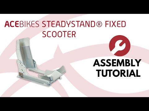 Ständer ACEBIKES SteadyStand Fixed Scooter für Rollertransport Roller