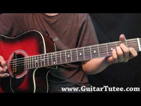 Adam Lambert - Mad World, by www.GuitarTutee.com