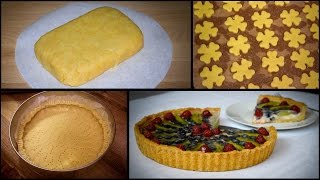 Classic Sweet Shortcrust Pastry Recipe