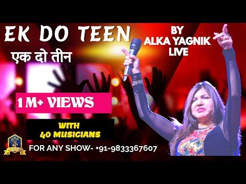 90's Melodies Ka Nasha - Ek Do Teen (Tezaab)
