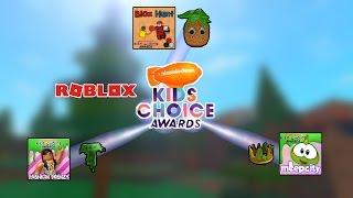 Wie bekomme ich alle Preise in Roblox Kid es Choice Awards Nickolodeon Event (Slime Crown, Schal, Trank)