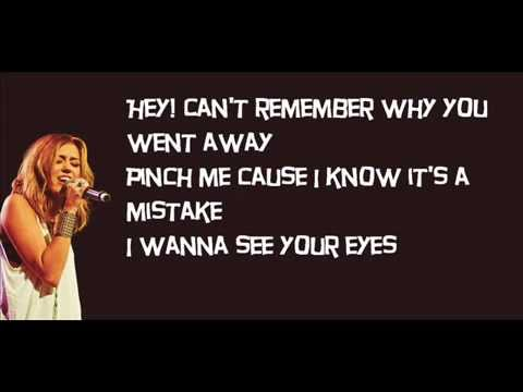 Miley Cyrus Nightmare Lyrics
