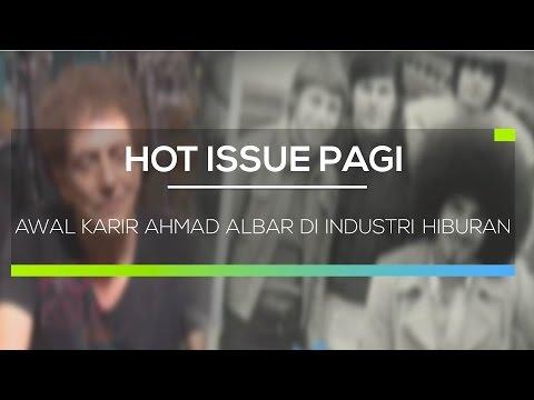 Awal Karir Ahmad Albar di Industri Hiburan - Hot Issue Pagi