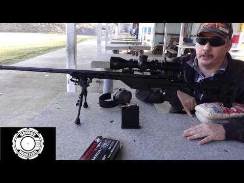 Bushnell Elite Tactical DMR II-i 3.5-21x50mm