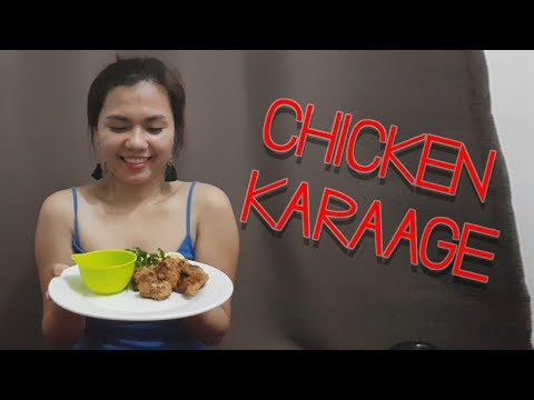 The Best Chicken Karaage/Japanese Fried Chicken Recipe (So Crispy and Juicy!)