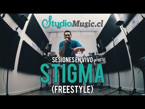 STIGMA (Freestyle) - Sesiones En Vivo - StudioMusic.cl
