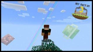 Sozinho no Void somente com 1 Árvore!! - Skyfactory 01 [Nova Série]