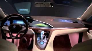 BMW -  Дизайн интерьера
