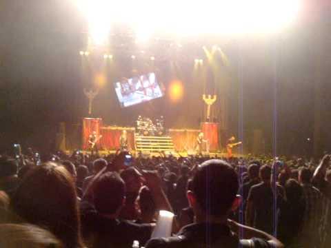 Judas Priest, Breaking the law, en vivo, Guadalajara