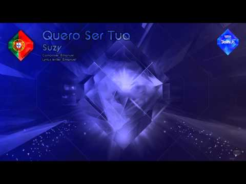 "Suzy - ""Quero Ser Tua"" (Portugal) - [Karaoke version]"