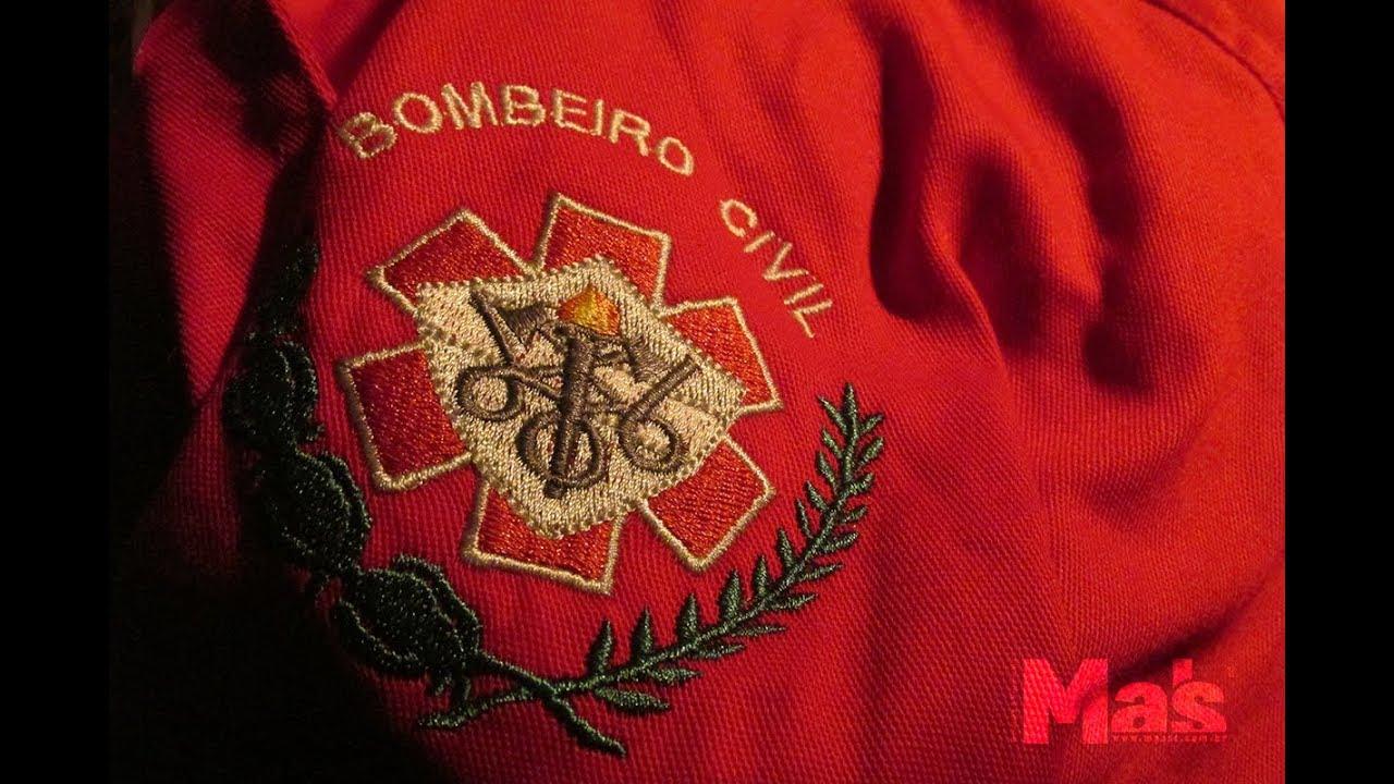 30ab0c4187 Novo uniforme de Bombeiro Civil