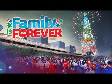 """ABS-CBN Christmas Station ID 2019 """"Family Is Forever"""" (With Eng Subs)"""