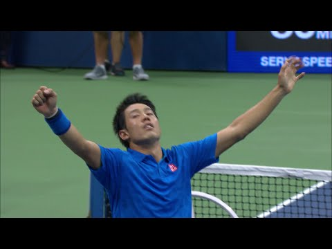 US Open 2016 In Review: Kei Nishikori