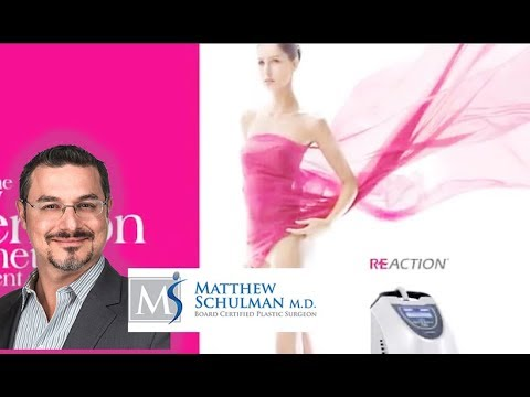 Reaction by Viora- Body Contouring & Rejuvenating Skin Treatments in NYC - Schulman Plastic Surgery