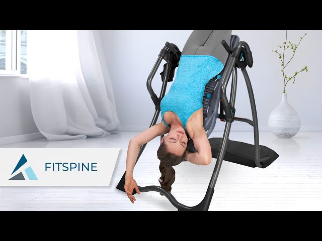 Teeter FitSpine LX9 Inversion Table - Product Feature