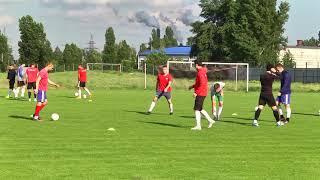 Тренировка Горняка-Спорт перед матчем с Волынью. 23.05.19