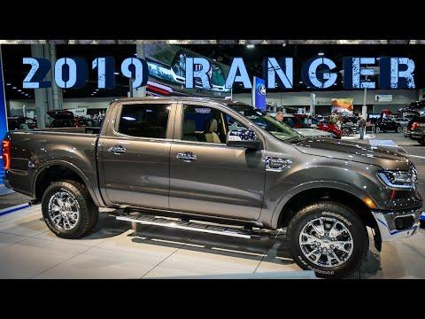 2019 Ford Ranger Lariat Youtube