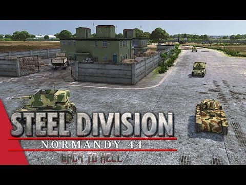 Chickendew's ET Round 1! Steel Division: Normandy 44 - Amber