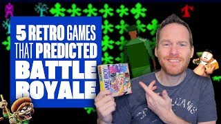 5 Retro Games That Predicted Battle Royale