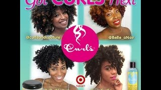 Best Defined Twist Out w/ Blueberry Twist-N-Shout Cream (NATURAL HAIR)