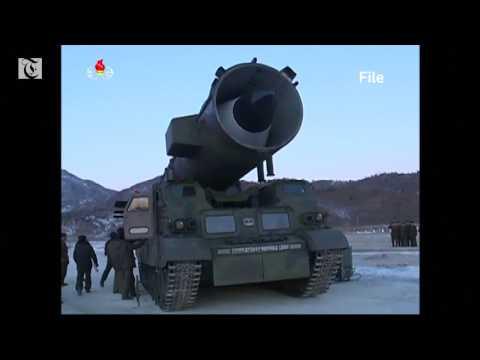 N. Korea fires four missiles into the sea near Japan