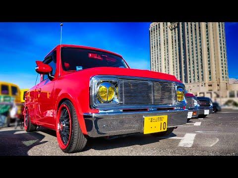 SUZUKI LAPIN Pickup Truck Custom Car By BLOW