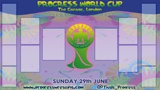 The draw for the PROGRESS World Cup - LIVE!* Thumbnail