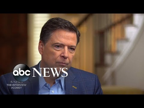 James Comey Interview Part 2: The Hillary Clinton email investigation