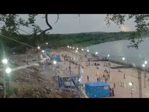 krishna pushkar ghat in guntur district | daida pushkar ghat |