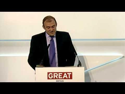 Energy Summit: Ed Davey MP