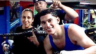 Alex Chaparro / Jahvel Joseph : International Boxing : 165 lb. elite. 3 rounds