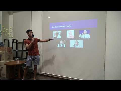 Session 10.4:  Caste, Cultural Misrepresentation and Singapore