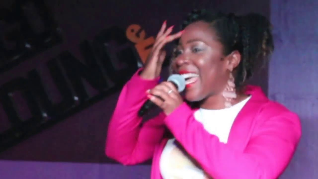 Ni-Cola Live @ DJ Proclaimas 50th Birthday Gospel Reggae Medley