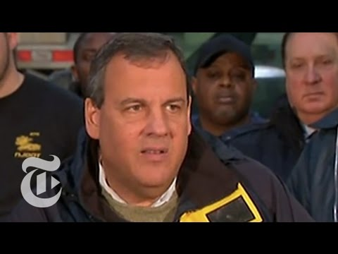 Winter Storm 2015: Chris Christie Declares State of Emergency in New Jersey