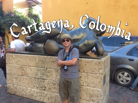 Cartagena Colombia 2016 | Olympus TG-Tracker