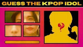 Guess The Kpop Idol Quiz #2